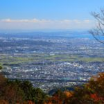 初心者登山の名所、神奈川・大山に登り、高さ1200mからの絶景と紅葉を見てきた。(前半) (2018.11.15)