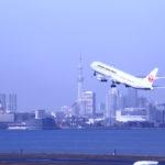 羽田空港でスカイツリーに飛び込む飛行機写真を撮ってきた。(2018.11.30)