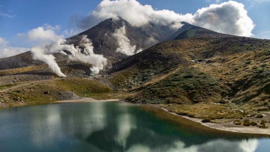 [2020年9月]北海道最高峰・旭岳登山は初心者でも可能。