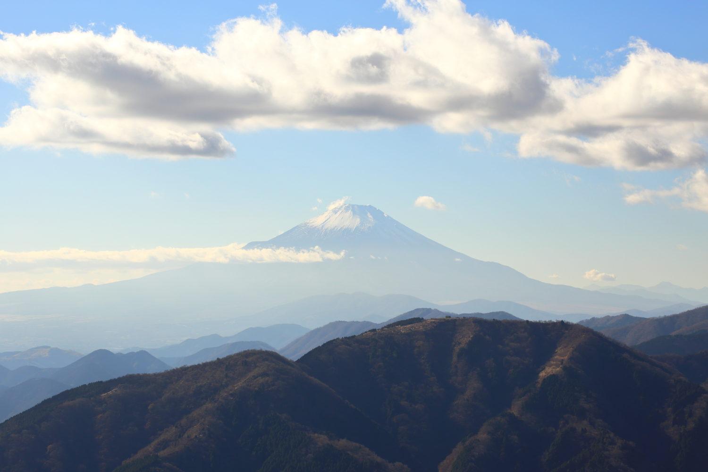 神奈川・大山での高さ1200mからの紅葉は圧巻(後半)