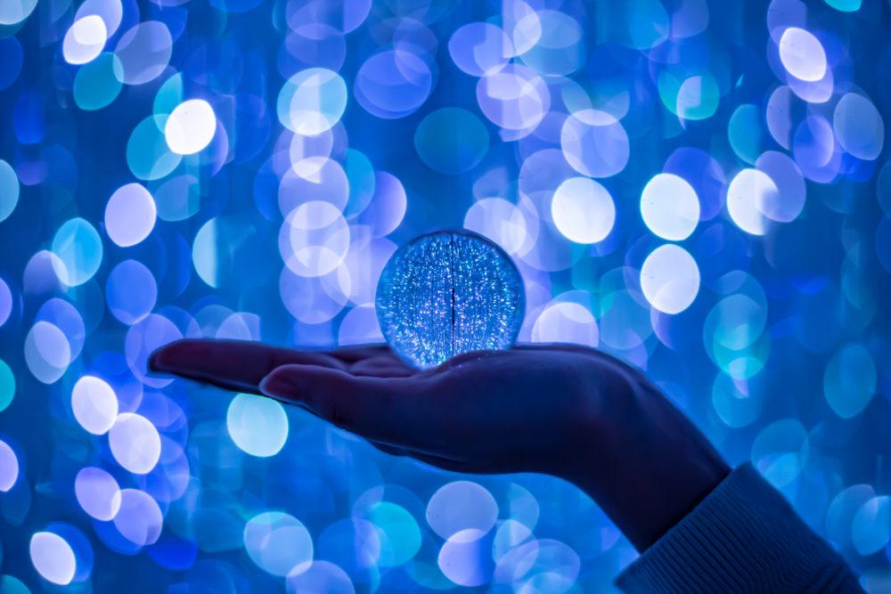 チームラボボーダレスで幻想的な写真を撮るには水晶玉を持っていくべし。混雑を避けるには?