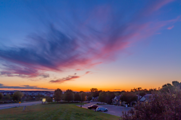 ミネソタ州セントポール(Saintpaul)での日の出・夕焼け穴場スポットを紹介。