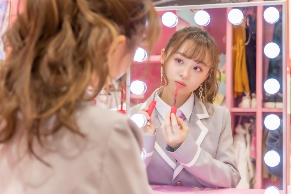 韓国制服レンタルCHOAのポートレート写真がおしゃれでかわいすぎる。