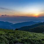 伊豆半島の穴場夕焼けスポット仁科峠のアクセス・撮影の注意点など。