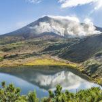 [2020年9月]旭岳はロープウェイに乗るだけで美しい山の絶景を楽しめる。